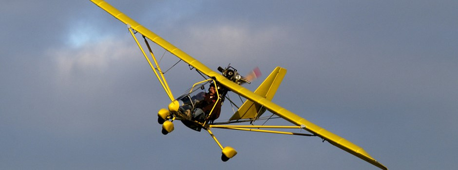 Aerolite 103 Ultralight Aircraft