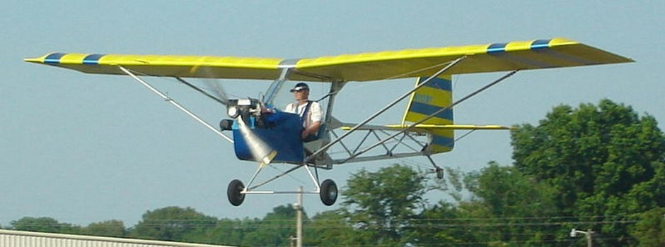 Afford A Plane Ultralight