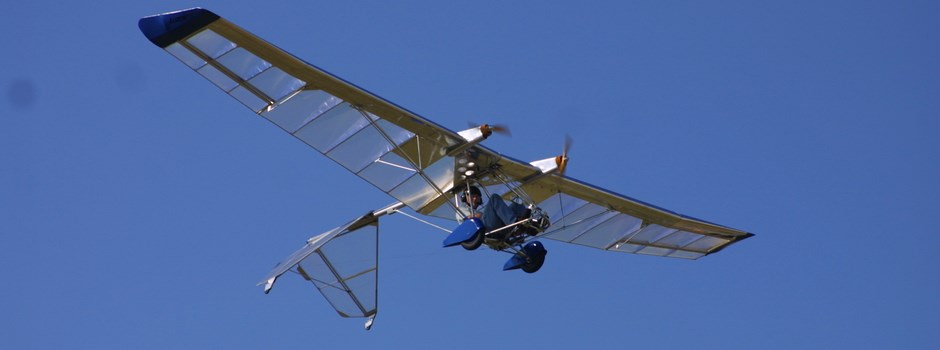 eLazair Electric Powered Ultralight Aircraft