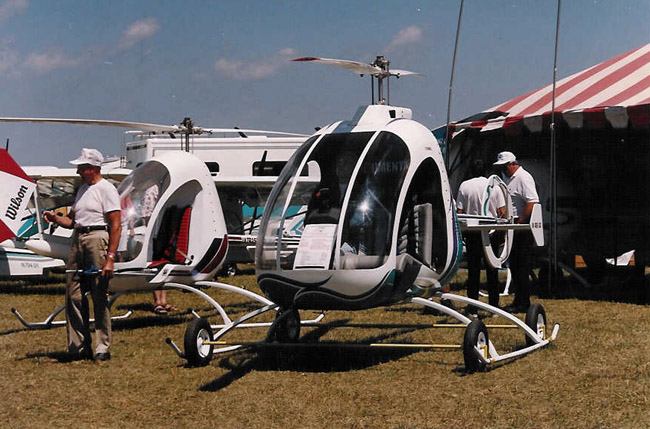 2 Seat Ultralight Helicopter http://ultralightnews.com/hirth/hirth_f23.htm