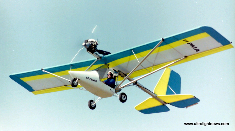 Two Place Ultralight Aircraft http://ultralightnews.com/ssulbg/spyder-flightstaraircraft.html