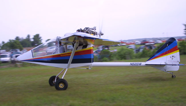 Two Place Ultralight Aircraft http://ultralightnews.com/ulbg2/kolb-slingshot.html