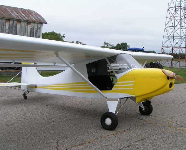 Two Place Ultralight Aircraft http://ultralightnews.com/ulbg2/aerocomp-merlingt.html